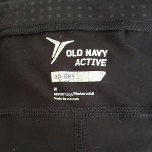 Old Navy Other - 3 piece maternity workout bundle